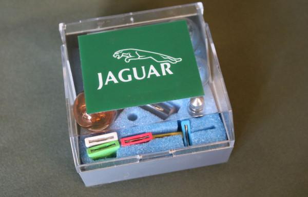 Verlichtings/zekerings setje Jaguar