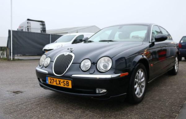Jaguar S type 2.5 V6 Executive