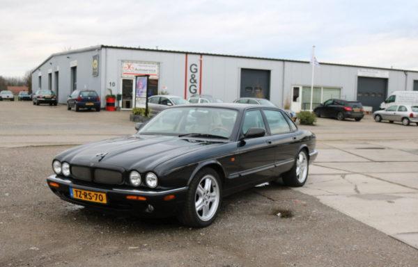 Jaguar XJR  SPORT 4.0 V8  (verkocht)