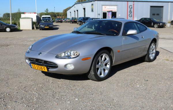 Jaguar XK8  4.2 V8   2003
