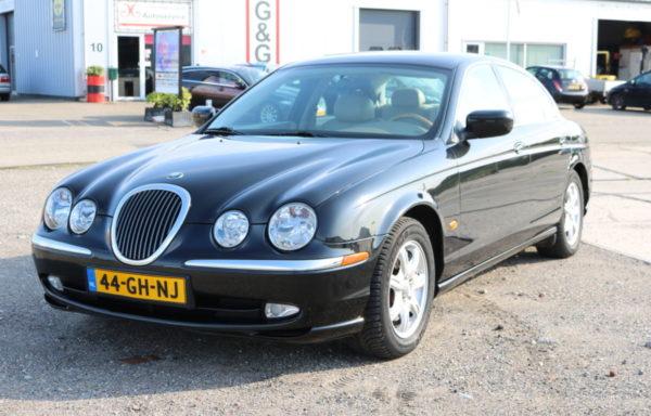 Jaguar S-Type serie's 1 Executive   (Verkocht)