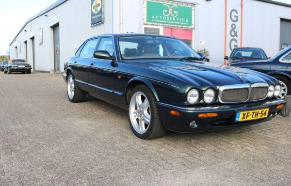 Jaguar XJ 308 3.2 V8 Executive   (VERKOCHT)