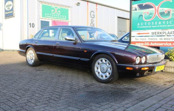 Daimler Super V8 Long wheelbase