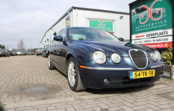 Jaguar S type  3.0 V6 2006