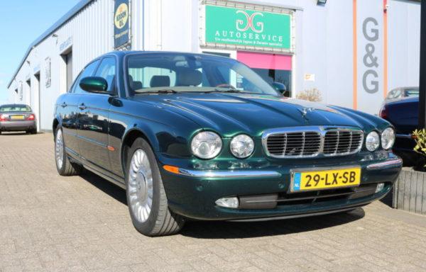 Jaguar XJ 350 3.5 V8